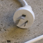 3-pin 10A Earthed Australian Plug