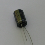 Replacement Panasonic capacitor